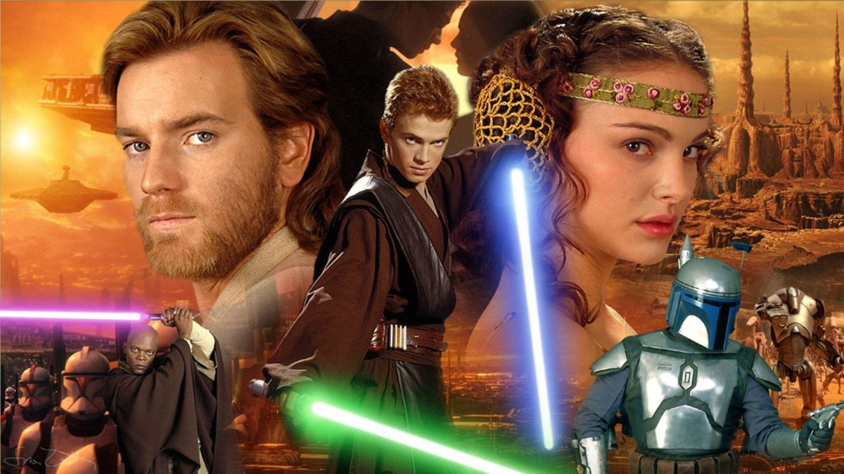Star Wars Episode II – Attack of the Clones Wallpaper, Star Wars …