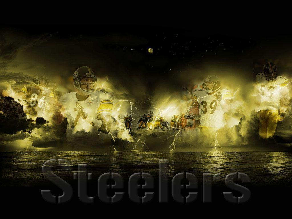 Check this out! our new Pittsburgh Steelers wallpaper wallpaper …