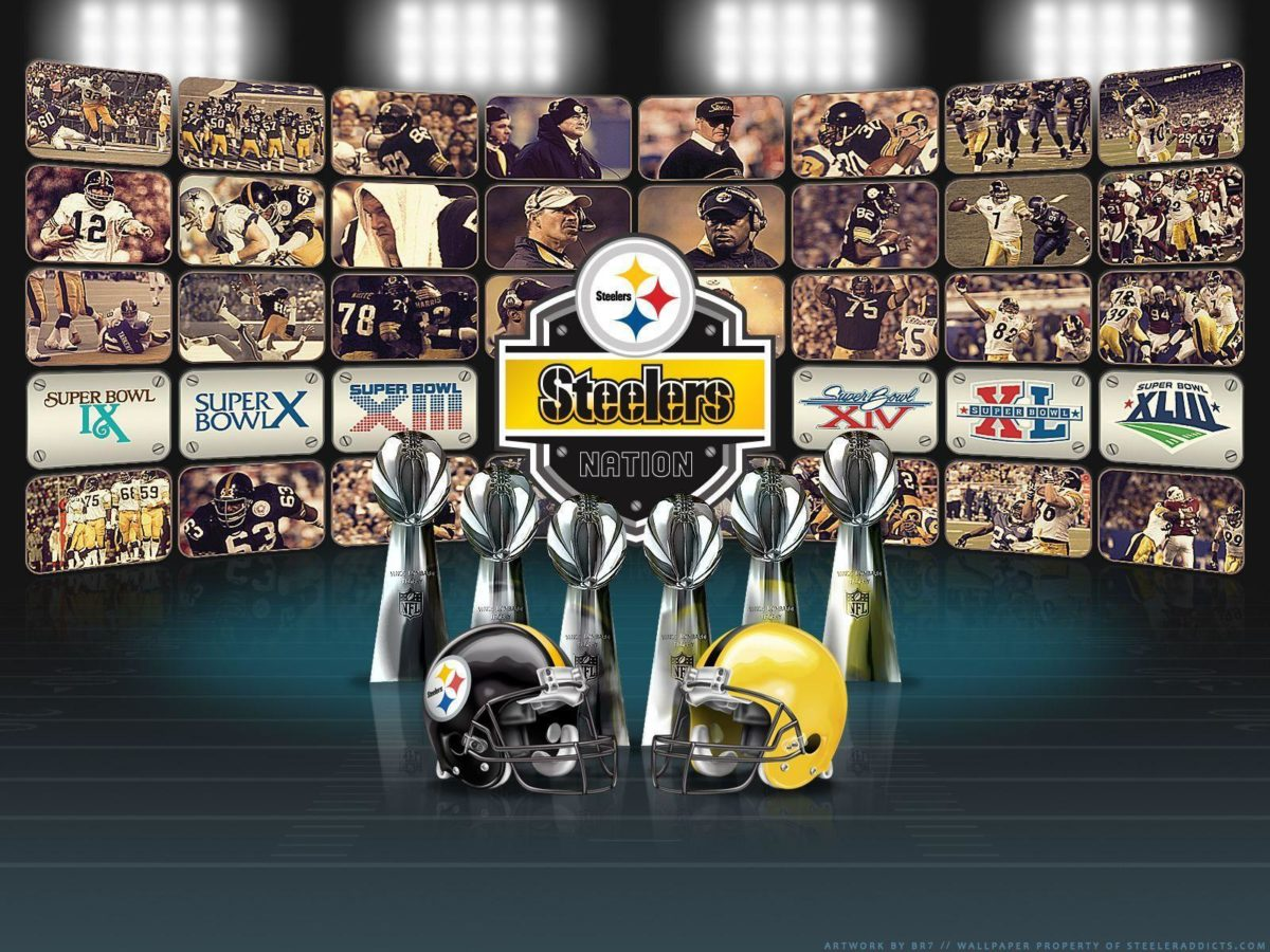 Pittsburgh Steelers Photos Wallpapers Group (73+)