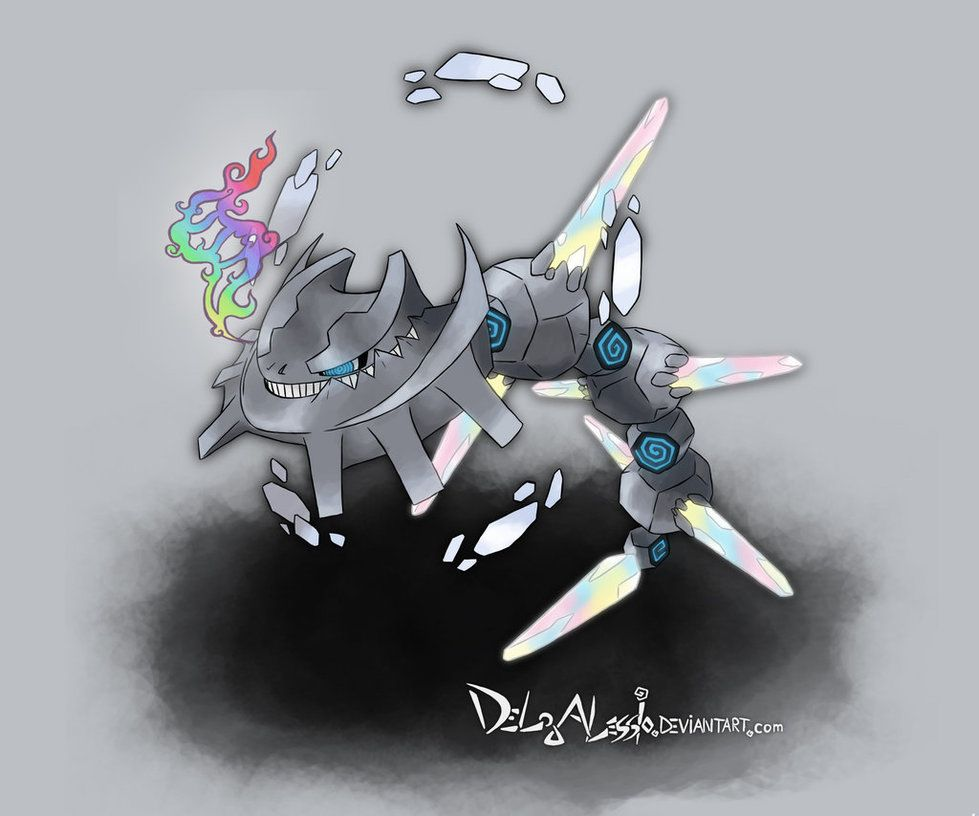 Mega Steelix by delgalessio on DeviantArt