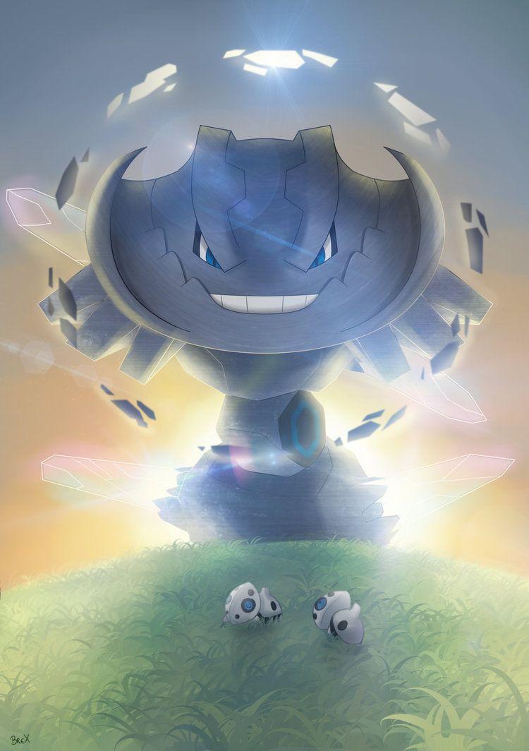 Pokemon OR/AS Tribute] Mega Steelix by Brex5 on DeviantArt