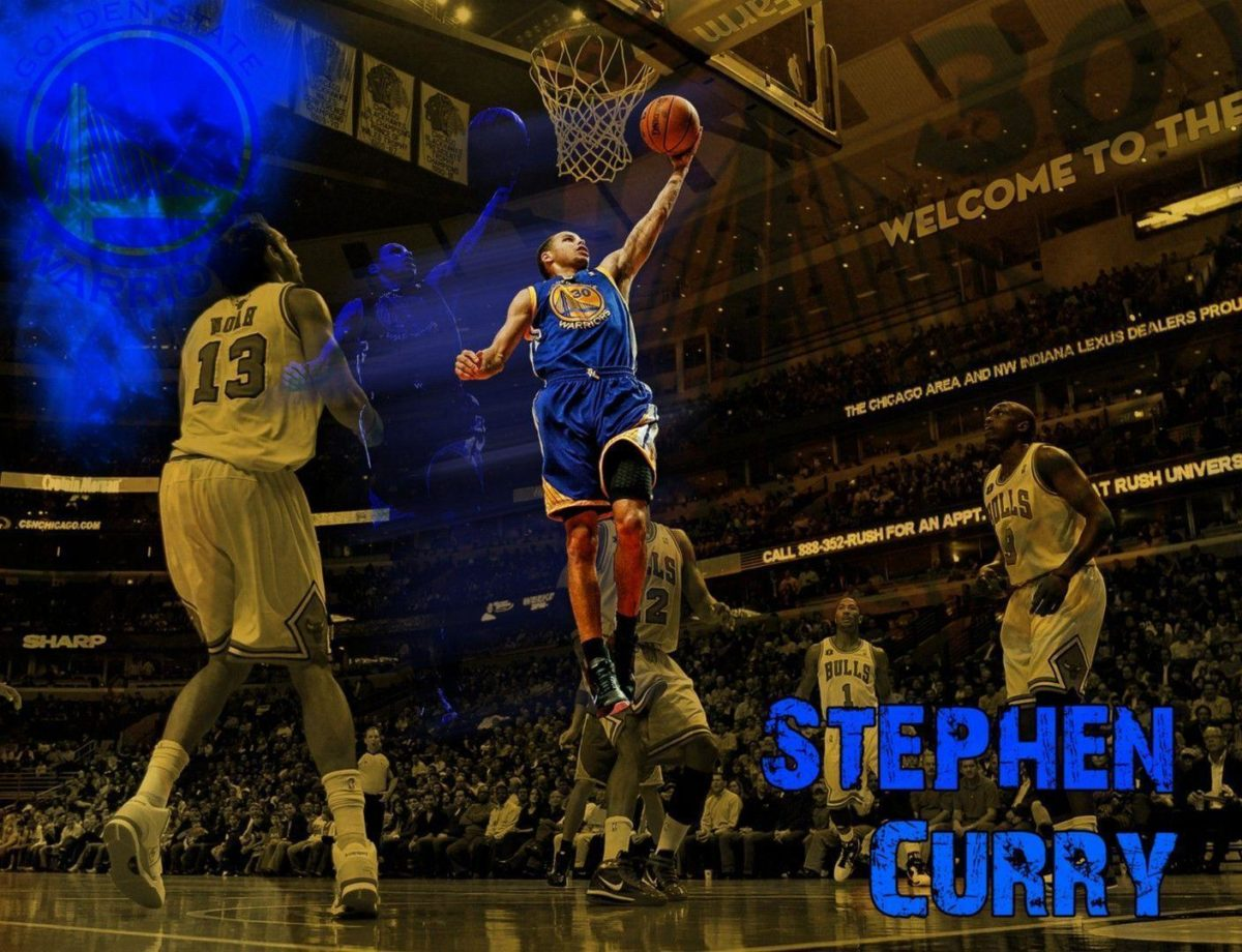 Stephen Curry Golden Gate Warriors