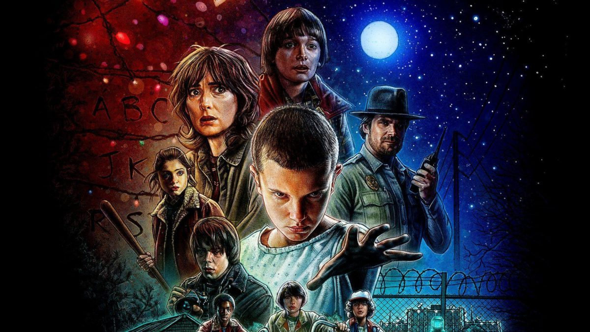 10 Stranger Things HD Wallpapers | Backgrounds – Wallpaper Abyss