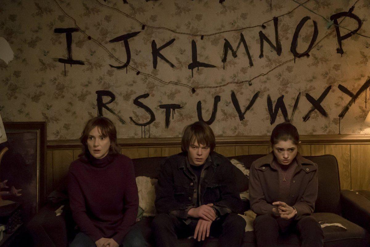 Stranger Things Wallpapers Movie | Wallpaper Box