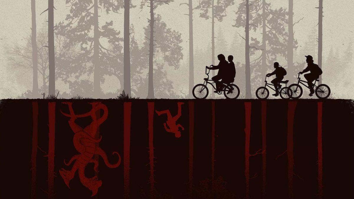 11 fantastic pieces of Stranger Things art | Creative Bloq