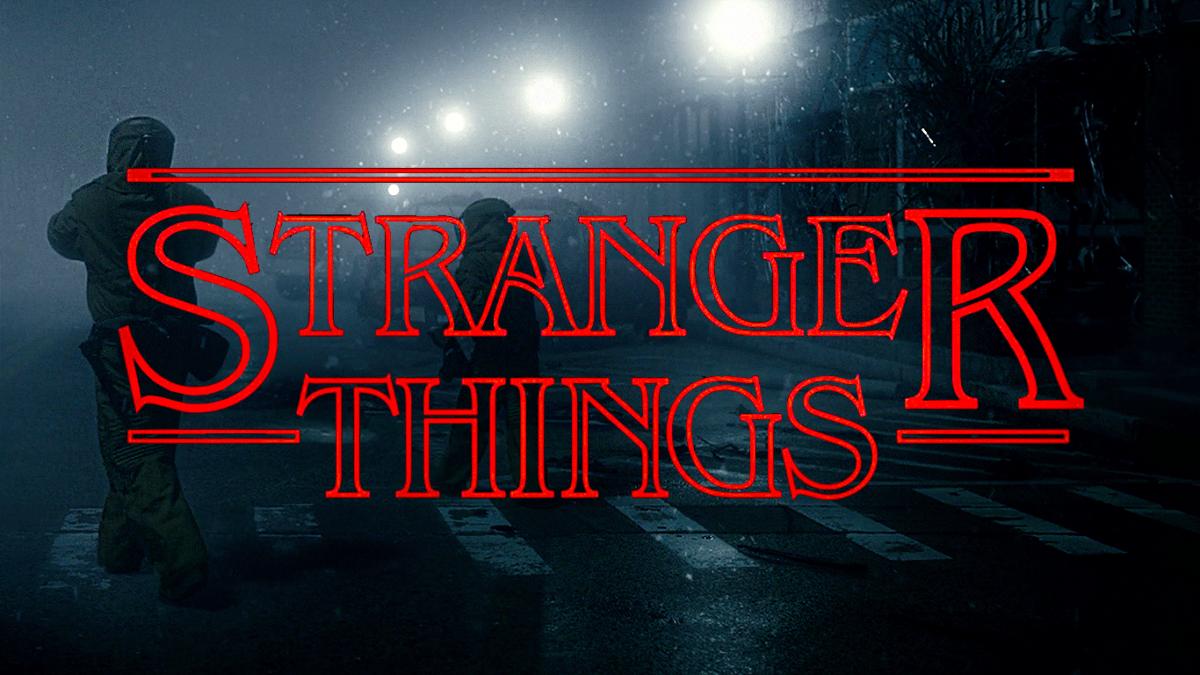 Stranger Things wallpapers I created (hope you like 'em, also got …
