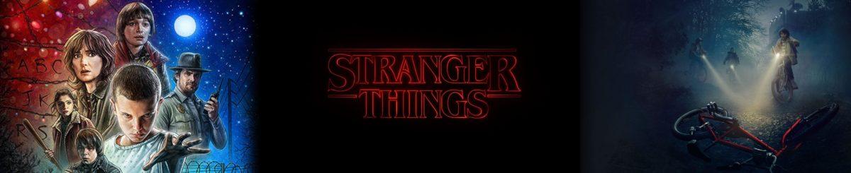 Stranger Things Wallpaper for Triple Monitors : StrangerThings