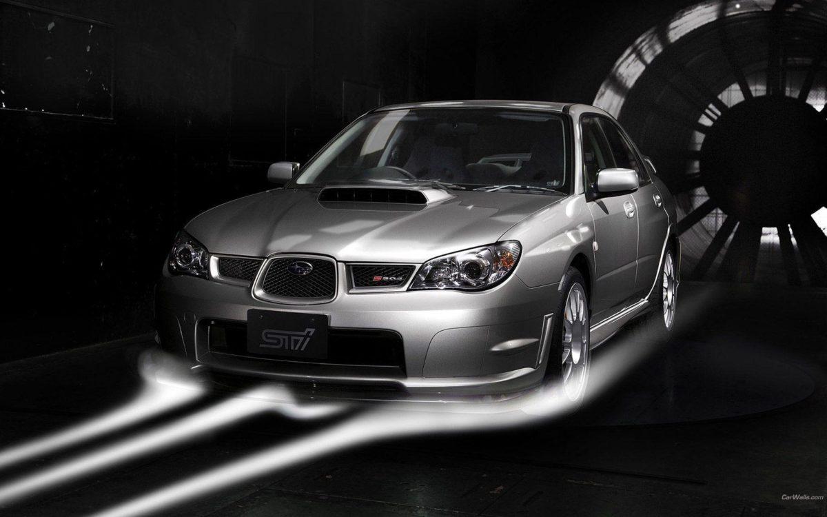 Subaru Impreza Wrx Sti Hatchback wallpaper – 315096