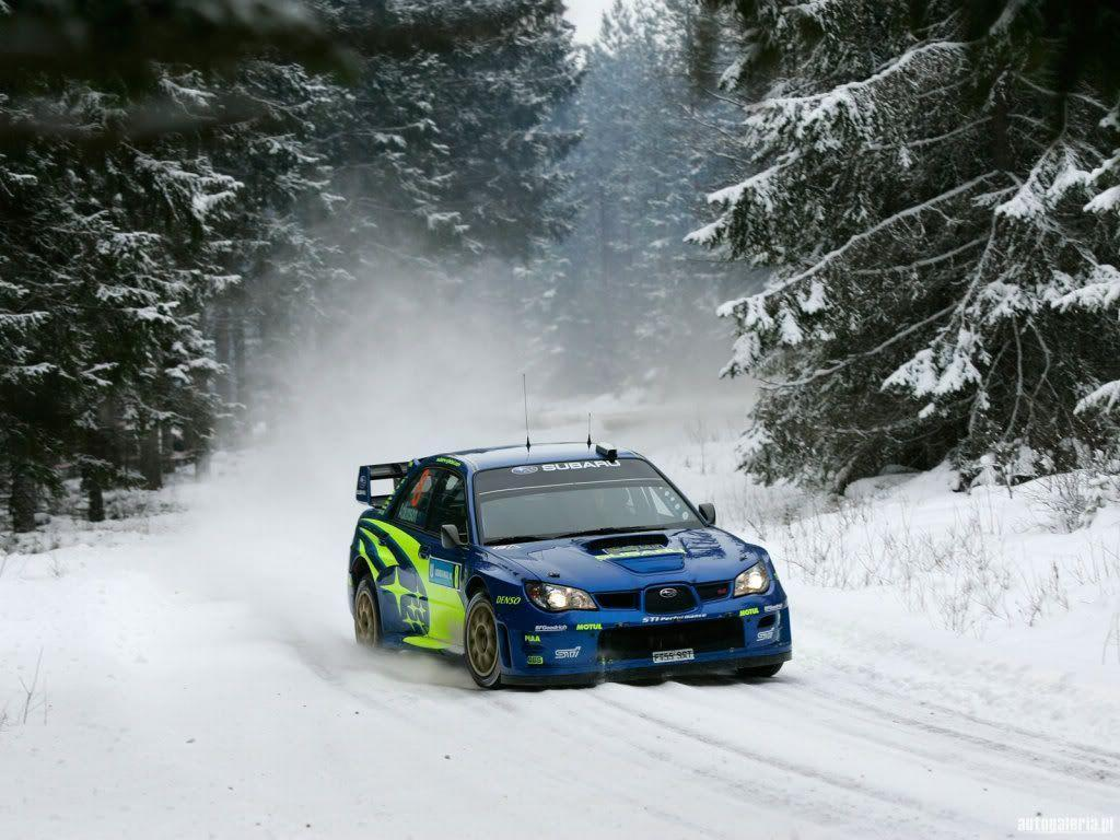 WRC Subaru Wallpapers – NASIOC