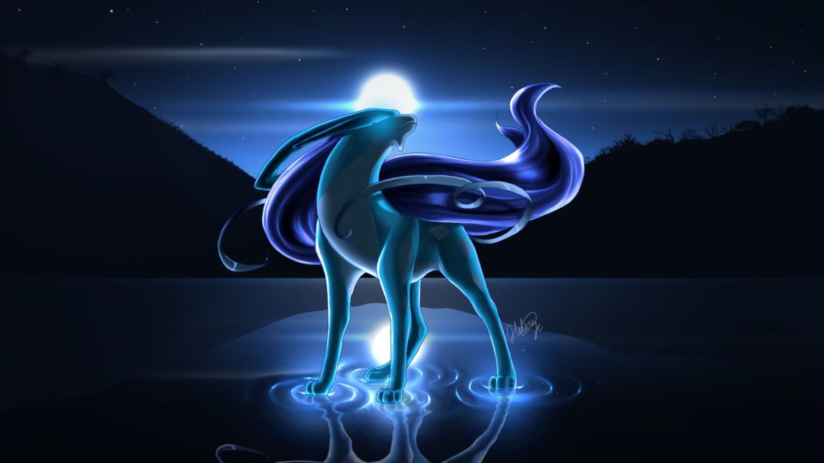 Suicune HD Wallpapers