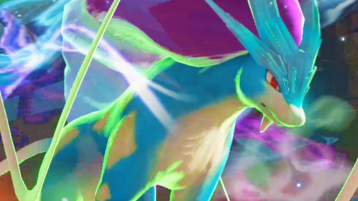 Pokken Tournament – Suicune Ultimate Attack w/ All Movesets (Every …