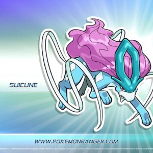download Suicune HD Wallpapers