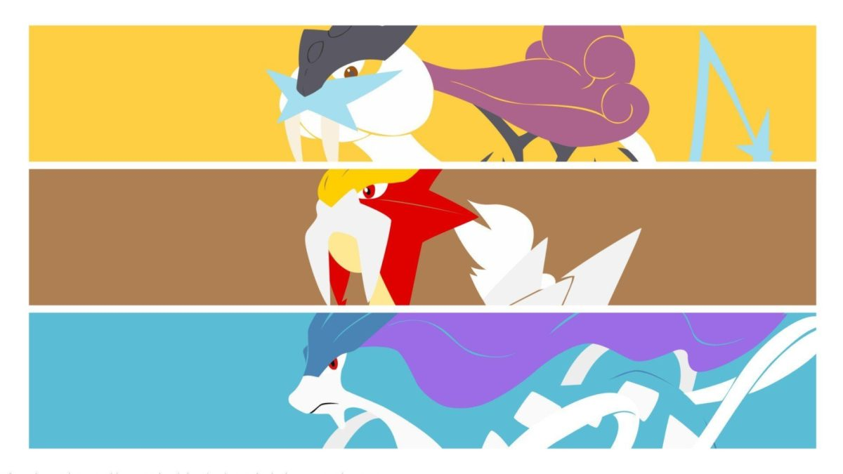 Raikou, Entei, Suicune, Pokémon HD Wallpapers / Desktop and Mobile …