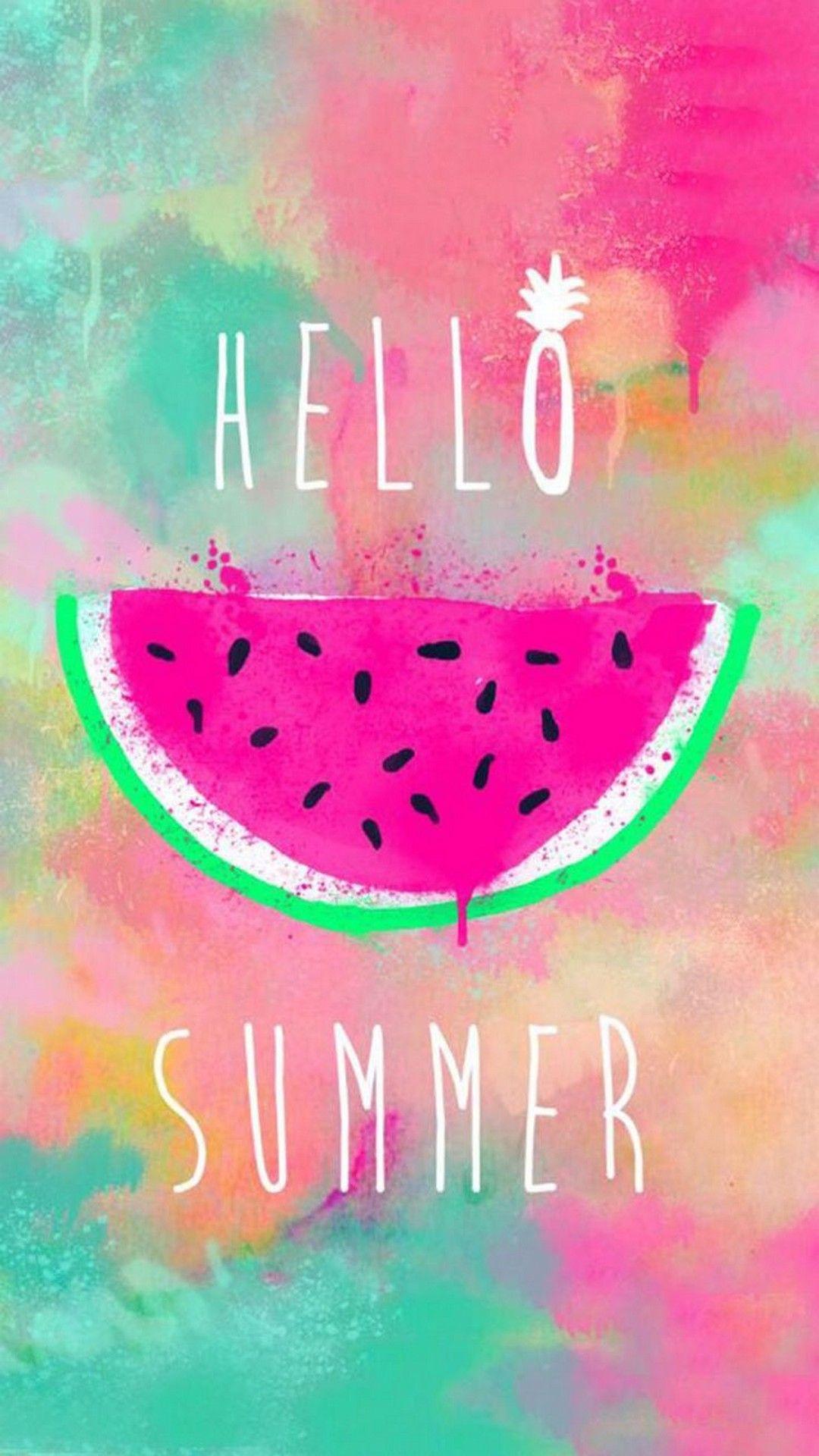 Hello Summer Cute Girly Wallpaper Android – 2018 Cute Screensavers