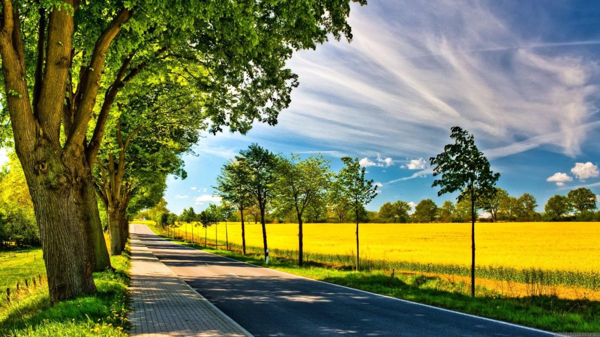 Summer Landscape Wallpapers, Summer Season HD Wallpaper | Full …