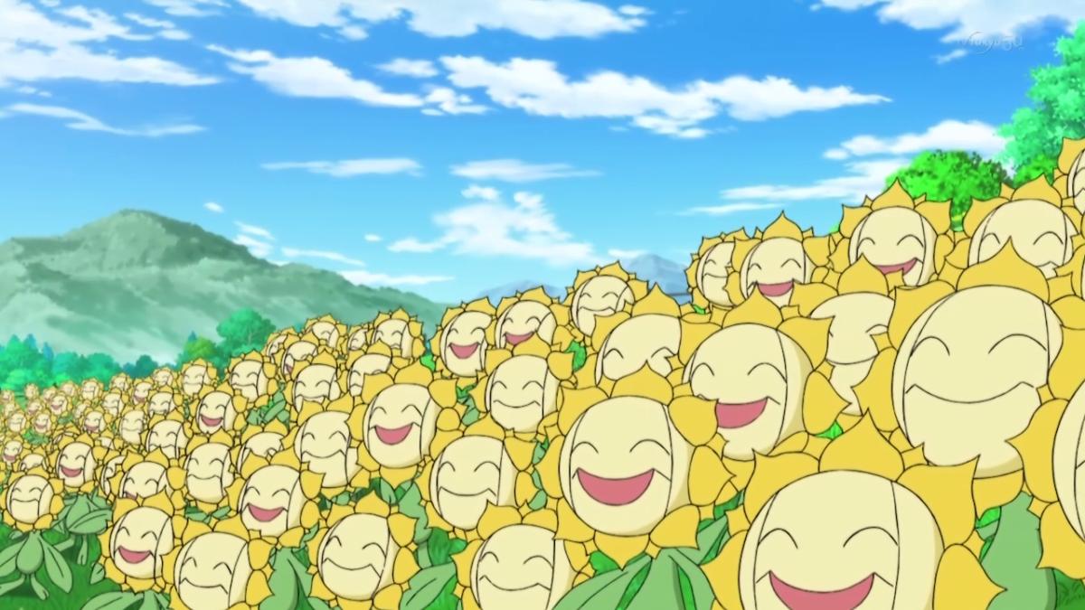 Image – Ramos' Sunflora.png | Pokémon Wiki | FANDOM powered by Wikia