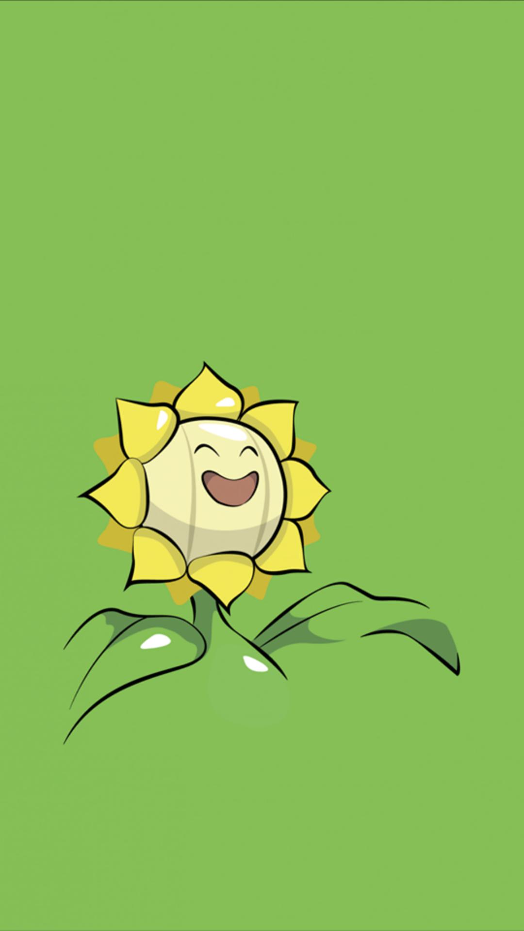 Download Sunflora 1080 x 1920 Wallpapers – 4678901 – POKEMON …