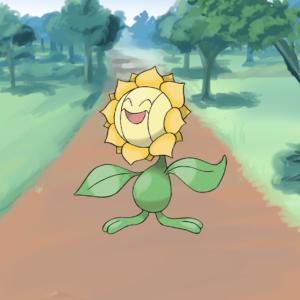 download 192 Street Pokeball Sunflora | Wallpaper