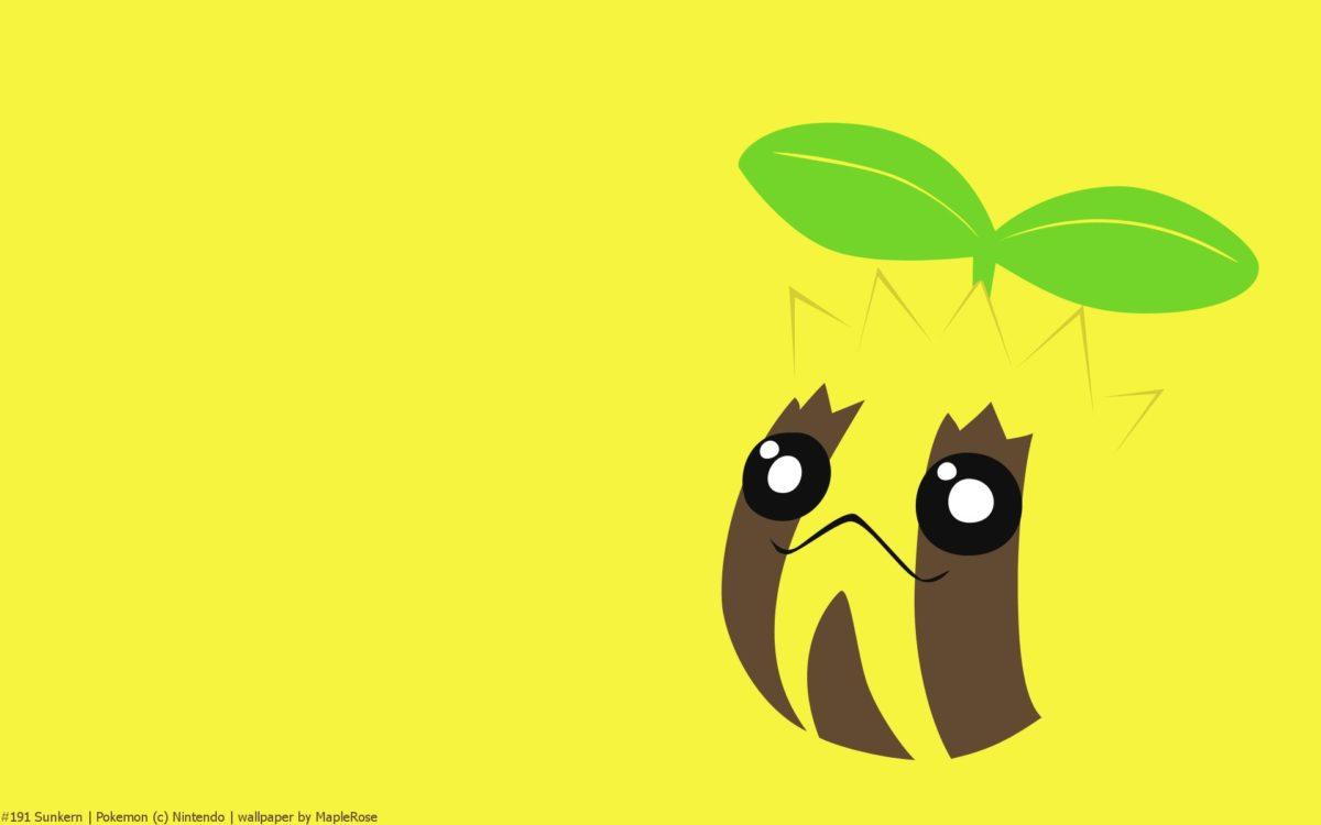 Sunkern Pokemon HD Wallpapers – Free HD wallpapers, Iphone …