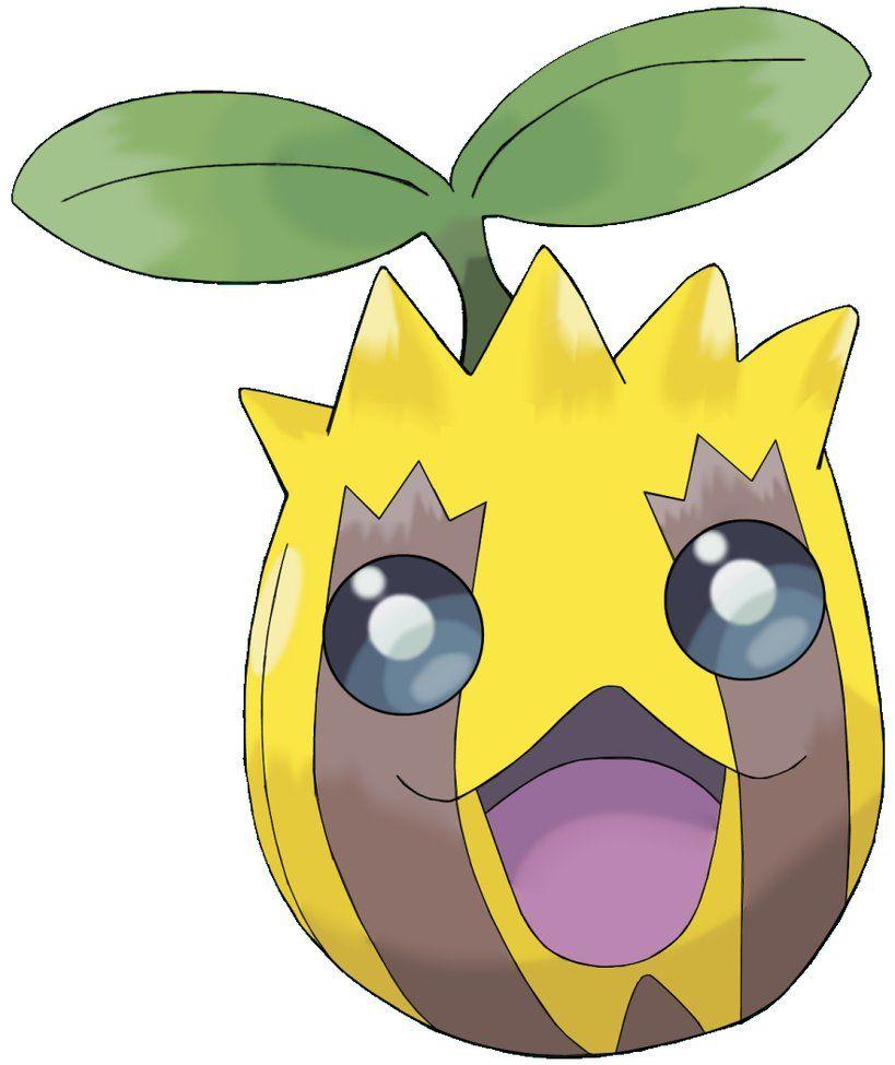 191: Sunkern | Manga & Anime | Pinterest | Pokémon, Anime and Manga