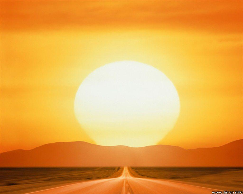Wallpapers For > Sunset Backgrounds