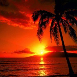 download Sunset Beach HD Wallpapers | Beach sunset Desktop Images | Cool …