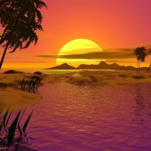 download Sunset Wallpaper 45 Backgrounds | Wallruru.