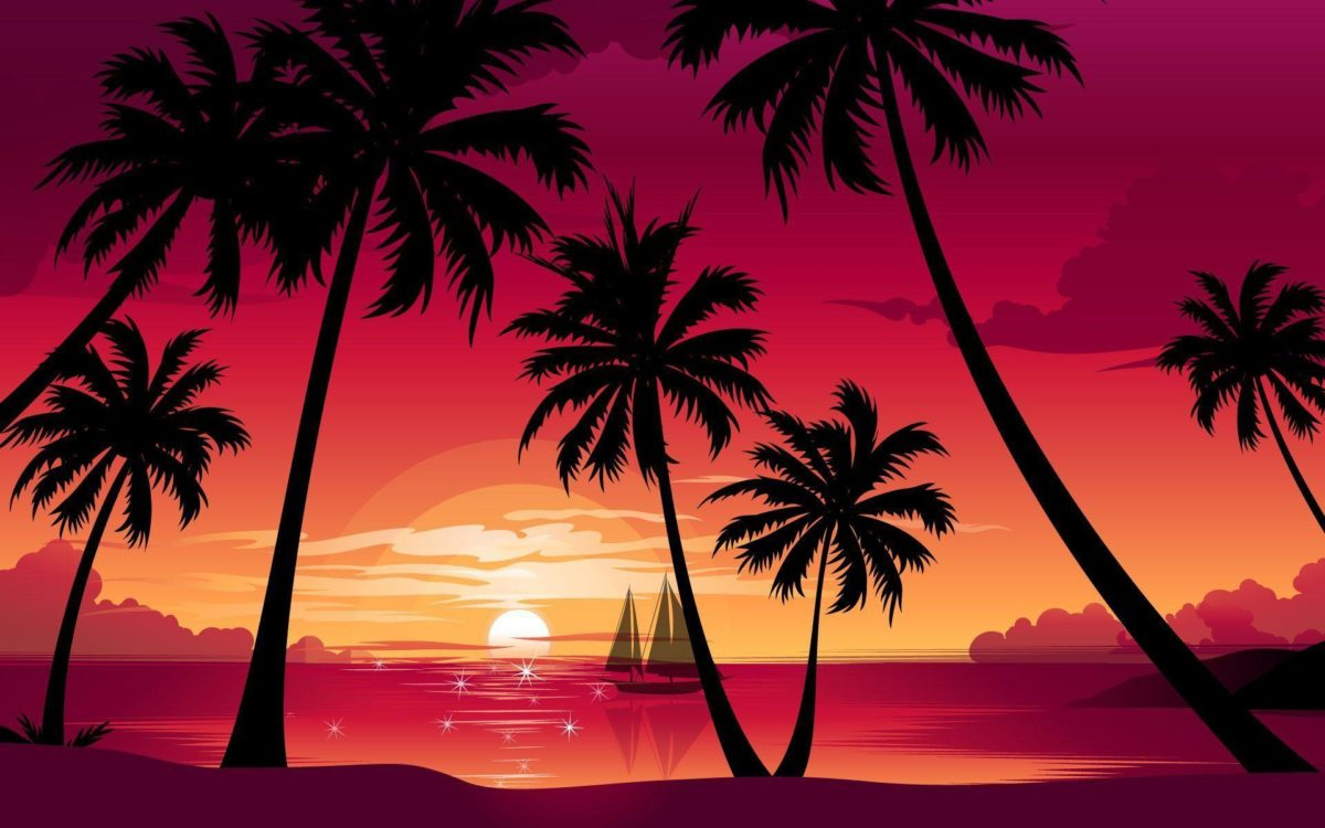 Sunset Pictures 34 Backgrounds | Wallruru.