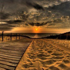 download Beach Sunset Wallpaper Hd Hd Desktop 10 HD Wallpapers | Eakai.