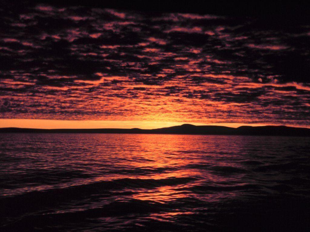 Sunset Wallpaper 5 Backgrounds | Wallruru.