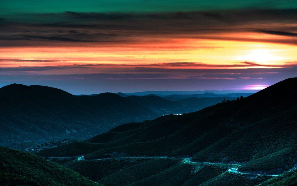 Sunset Wallpaper 18 Backgrounds | Wallruru.