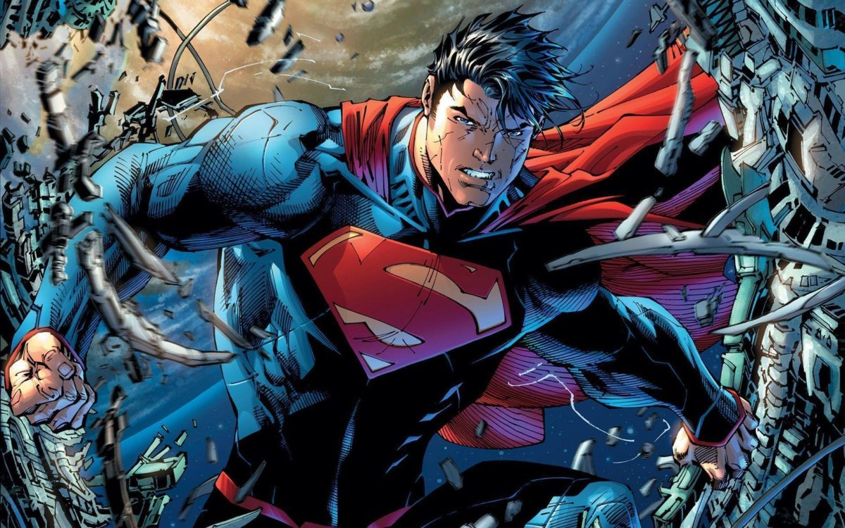 Superman Unchained wallpaper – 934321