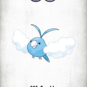 download 333 Character Swablu   Wallpaper