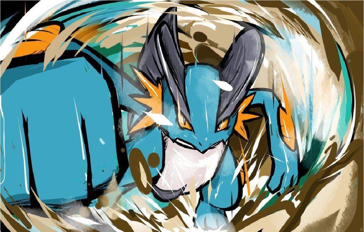 Swampert, Pokémon Wallpapers HD / Desktop and Mobile Backgrounds