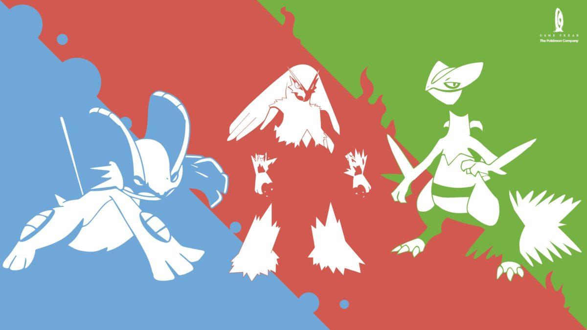 11 Swampert (Pokémon) HD Wallpapers | Background Images – Wallpaper …