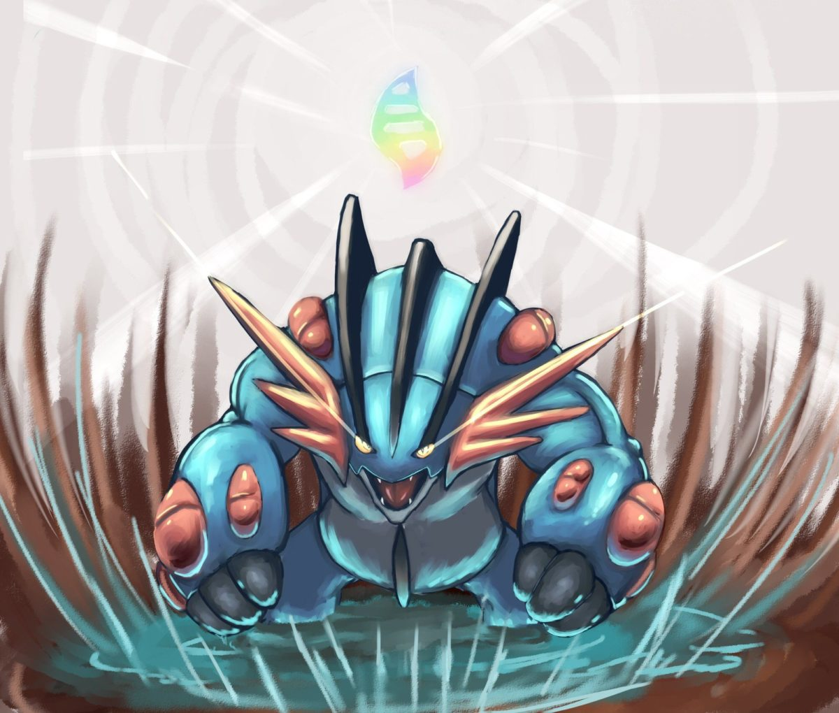 Pokemon Swampert g wallpaper | 2000×1700 | 367876 | WallpaperUP