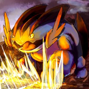 download Mega-Swampert Attacks — Weasyl