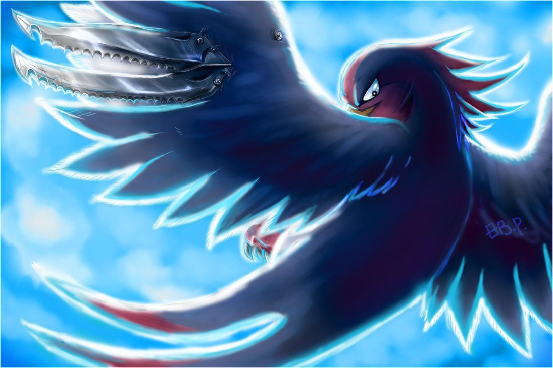 Swellow by Nihilyx on DeviantArt