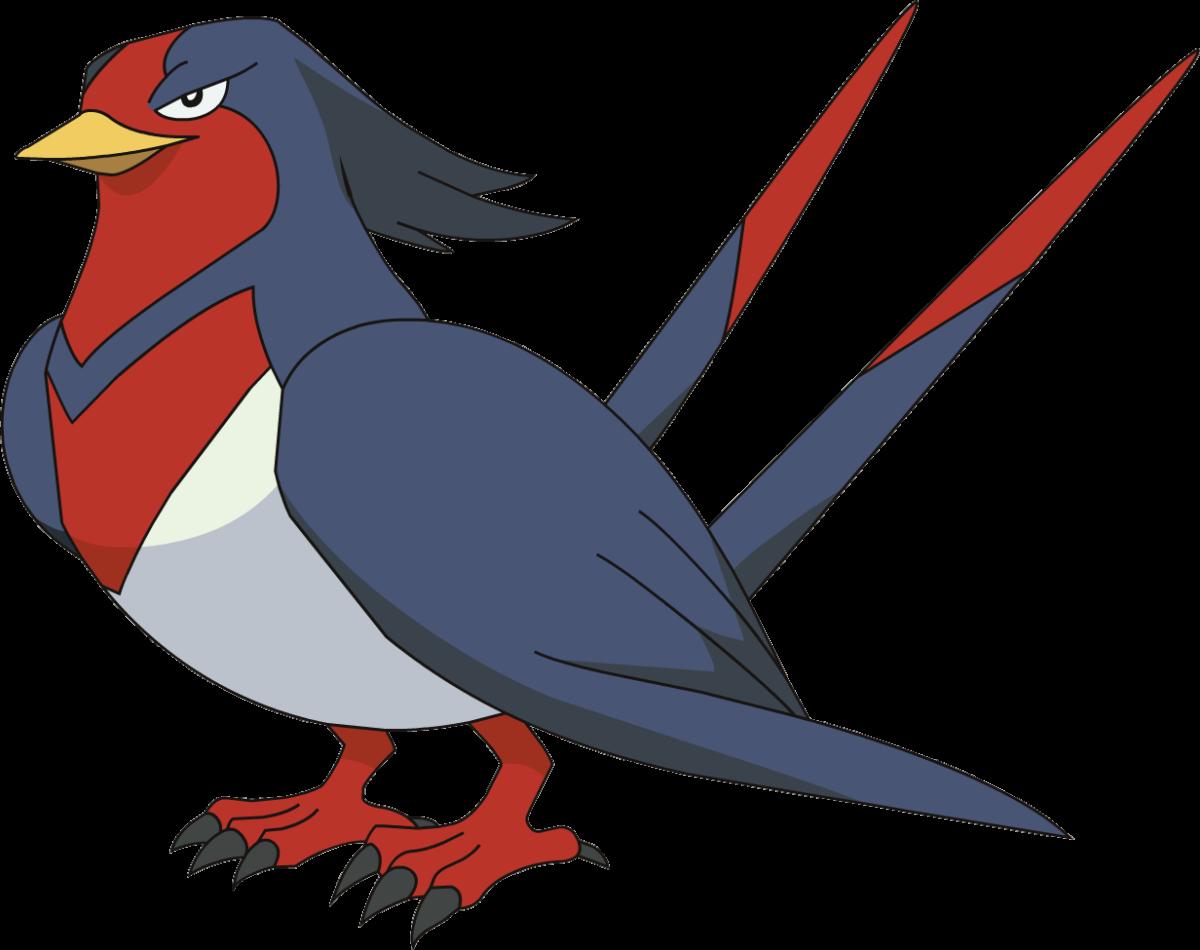 Swellow | Pokémon Wiki | FANDOM powered by Wikia