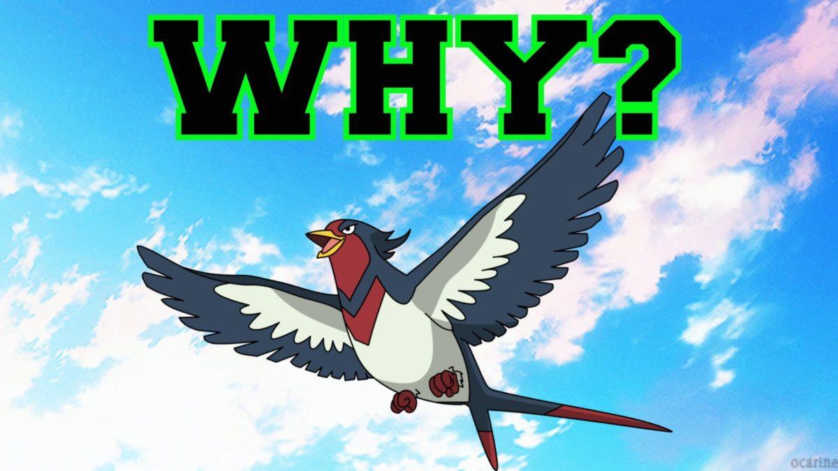 Why Mega Evolve? #174 Swellow – YouTube