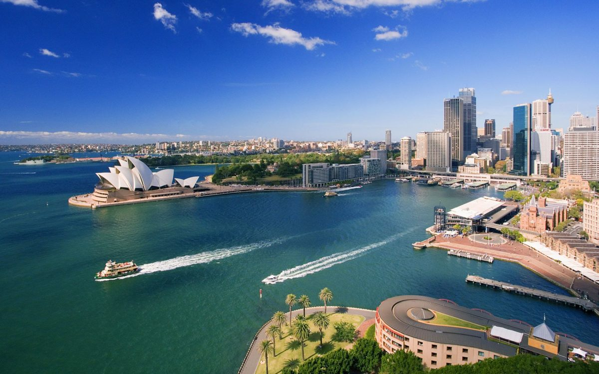 Downtown Sydney Australia Wallpapers | HD Wallpapers | ID #8516