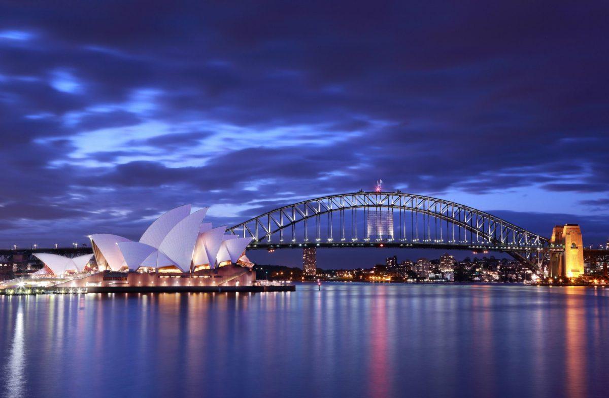 46 Sydney Harbour Bridge HD Wallpapers | Background Images …