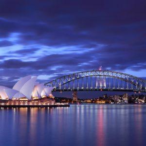 download 46 Sydney Harbour Bridge HD Wallpapers | Background Images …