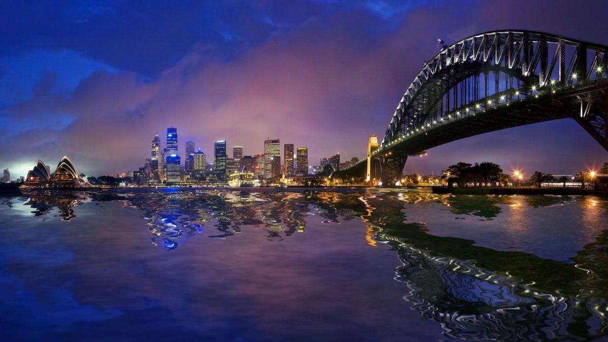 Sydney Harbour Bridge Wallpapers – Travel HD Wallpapers