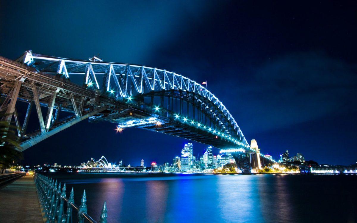 Sydney Harbour Bridge Wallpapers | HD Wallpapers | ID #8902