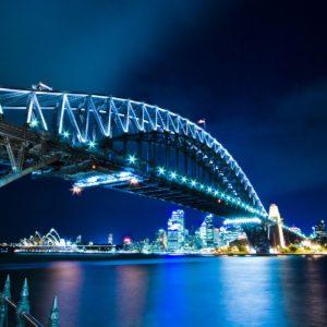 download Sydney Harbour Bridge Wallpapers   HD Wallpapers   ID #8902