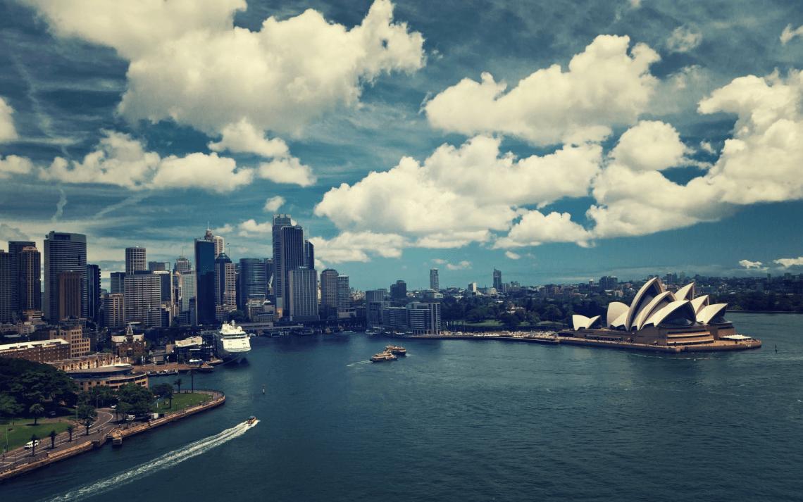 WallFocus.com | The city of Sydney – HD Wallpaper Search Engine