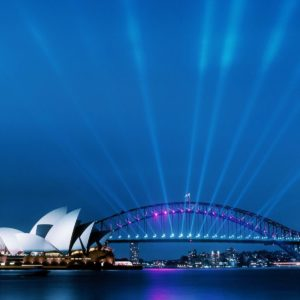 download Sydney Opera House at Dusk Wallpapers | HD Wallpapers | ID #9513