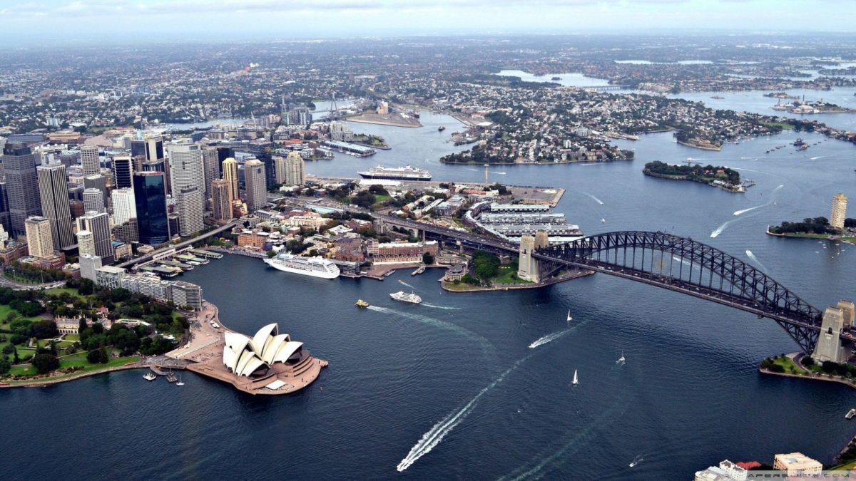 Sydney ❤ 4K HD Desktop Wallpaper for 4K Ultra HD TV • Tablet …