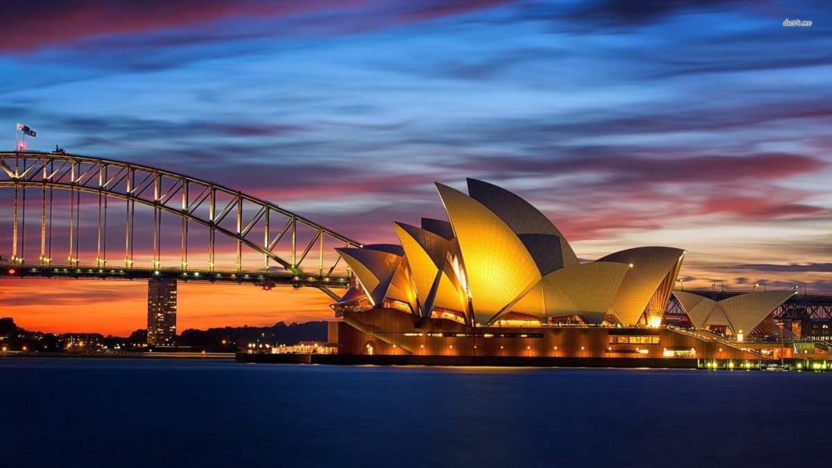 Sydney Wallpapers, Sydney Backgrounds for PC – HD Widescreen …